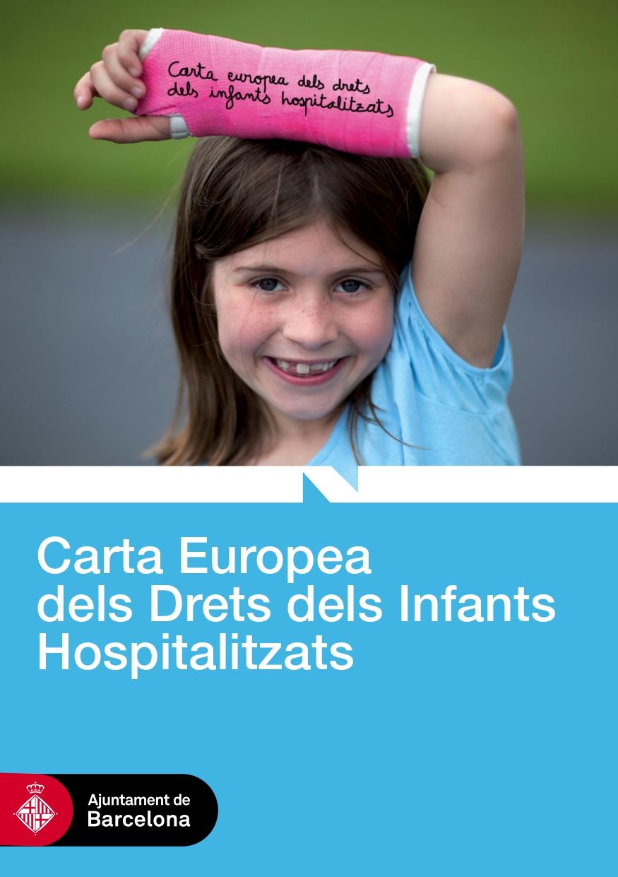 Carta Europea dels Drets dels Infants Hospitalitzats