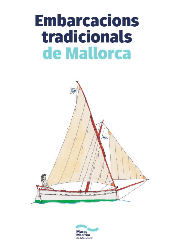 Portada de la guia d'embarcacions tradicionals de Mallorca