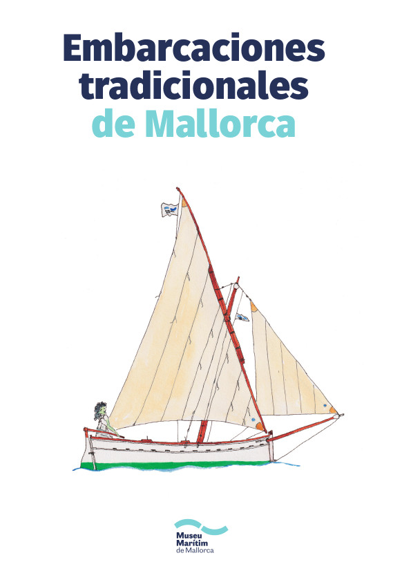 Portada de la guía de embarcaciones tradicionales de Mallorca